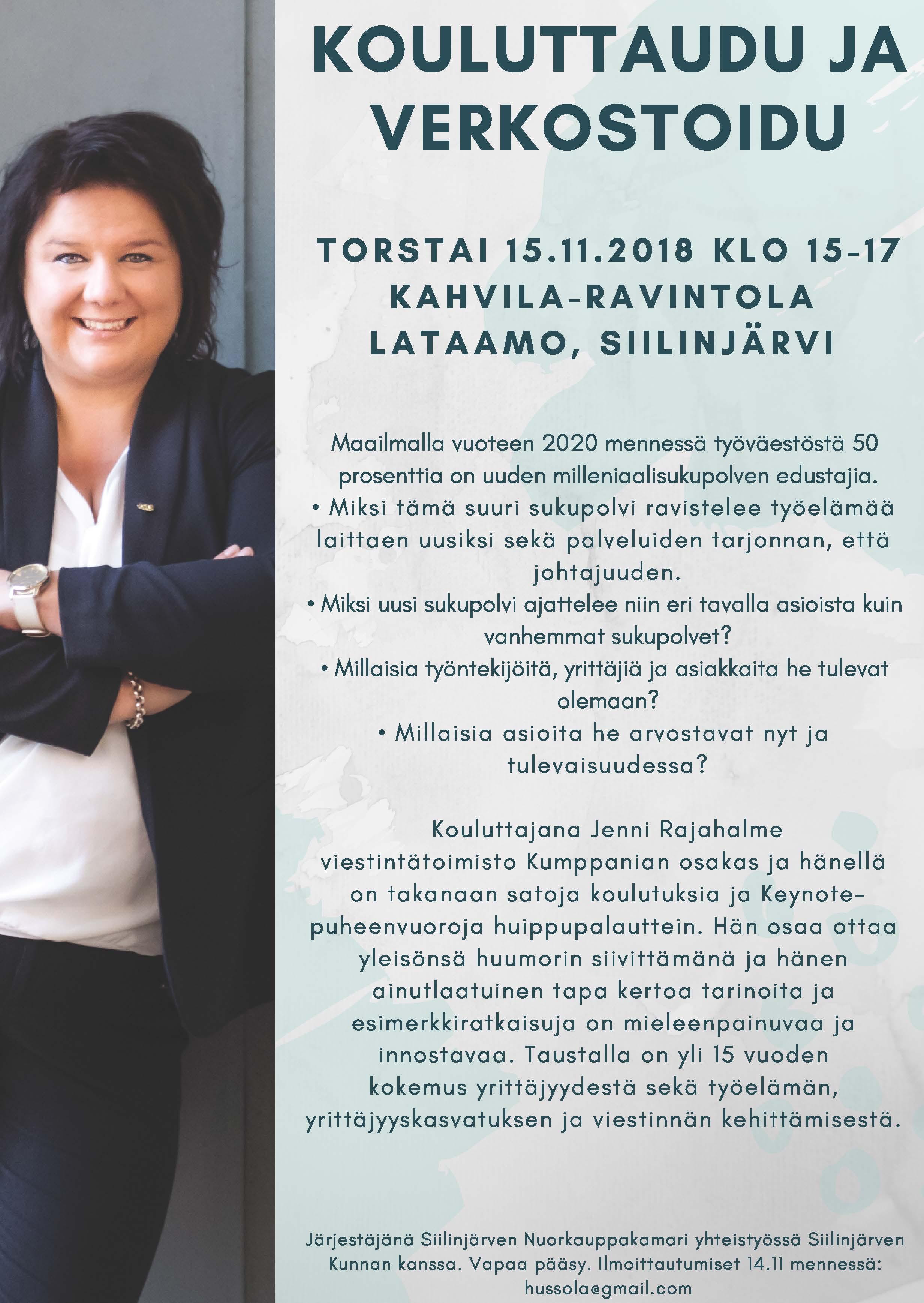 Lappeen Hierojakoulu tarjoaa hieronnan ammattitutkintoon valmistavaa koulutusta päivätoteutuksena Lappeenrannassa.